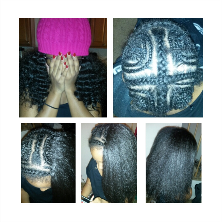 Crochet Hair Vs Sew In : curlygirlsade love Is In The Hair?. Page 2
