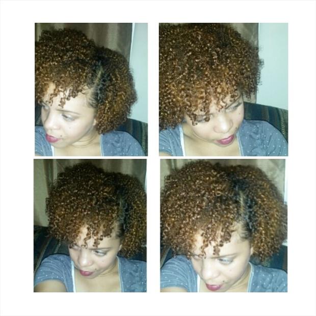 adore 58 cinnamon semi permanent hair color review curlygirlsade. Black Bedroom Furniture Sets. Home Design Ideas
